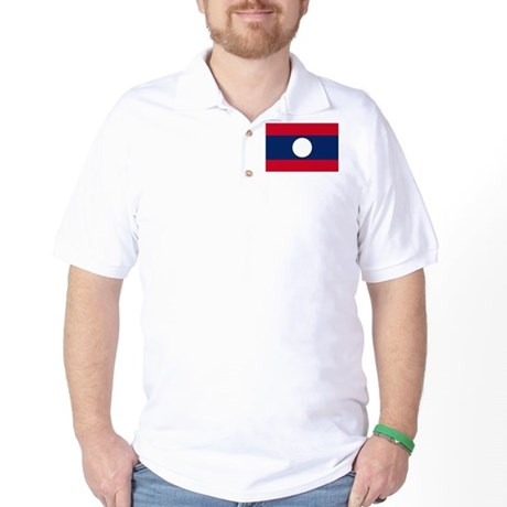 Laos Golf Shirt