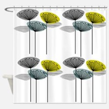 Seed Pods A Shower Curtain