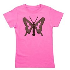 butterfly1 Girl's Tee