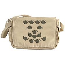 teaface Messenger Bag