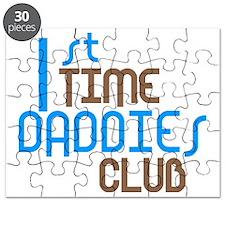 1sttimedaddiesclubblue Puzzle
