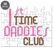 1sttimedaddiesclubpink Puzzle