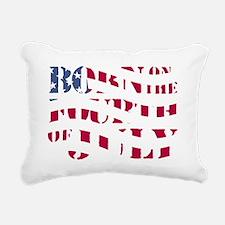 BOT4OJ Rectangular Canvas Pillow