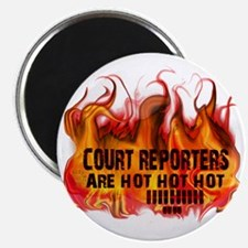 court_reporters_are_hot Magnet