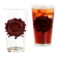 1dearcitizenSEAL Drinking Glass
