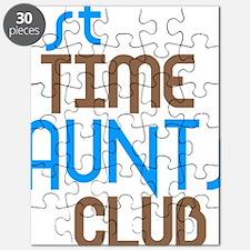 1sttimeauntsclubblue Puzzle