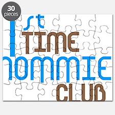 1sttimemommiesclubblue Puzzle
