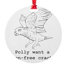 gluten-free Ornament