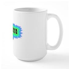 steno_tie_die_hat Mug