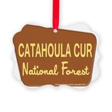 catahoulacurnationalforest Ornament