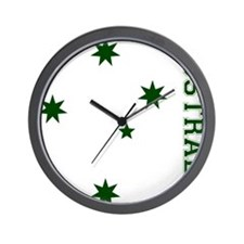 S-Cross-Front Wall Clock