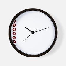 Design-Dark Wall Clock
