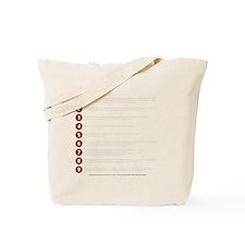 Design-Dark Tote Bag