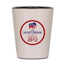2012_jon_huntsman_pres_main Shot Glass