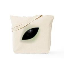 Left Eye Tote Bag