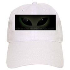 Alien Eyes Mug Baseball Cap