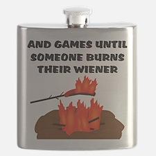 Wiener Burn Flask