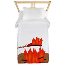 Wiener Burn Dark Twin Duvet