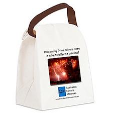 prius_tshirt_2 Canvas Lunch Bag