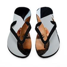 obama-official-portrait-closeup Flip Flops