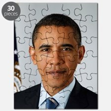 obama-official-portrait-closeup Puzzle