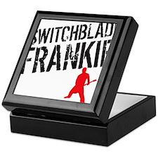 Switchblade Frankie LP cover Keepsake Box