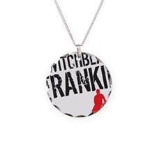 Switchblade Frankie LP cover Necklace