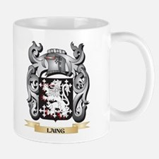 Laing Coat of Arms - Family Crest Mugs