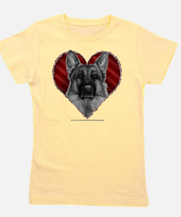 Gifts for German Shepherd Valentine