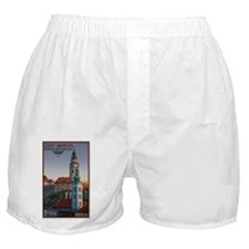 Cesky Krumlov - Two Towers Boxer Shorts