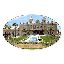 Monte Carlo Casino Decal