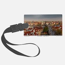 Prague - Charles Bridge and Old  Luggage Tag