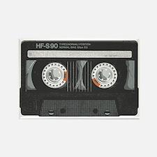 mix tape cassette Rectangle Magnet