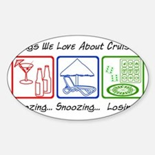 ThingsWeLoveAboutCruising Decal