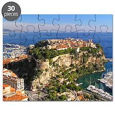Monaco Castle Puzzle