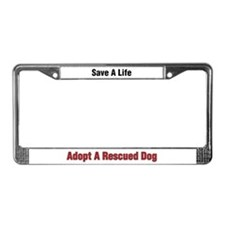 Unique Animal License Plate Frame