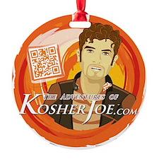 Kosher-Joe-t-shirt-qr2 Ornament