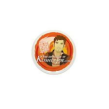 Kosher-Joe-t-shirt-qr2 Mini Button
