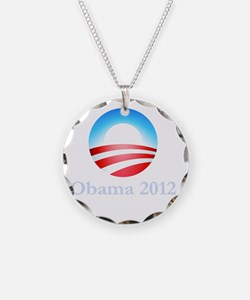 obama-yes-we-can-again-2012 Necklace