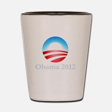 obama-yes-we-can-again-2012 Shot Glass