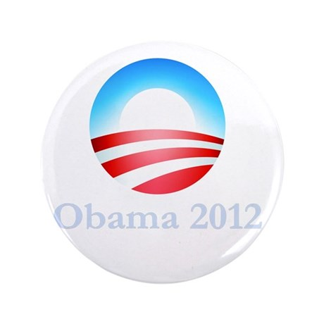 """obama-yes-we-can-again-2012 3.5"""" Button"""