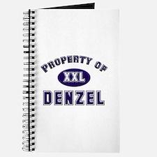 Property of denzel Journal