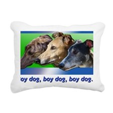 threeboys-031-leftshadow Rectangular Canvas Pillow