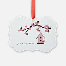 birdhouse2 Ornament
