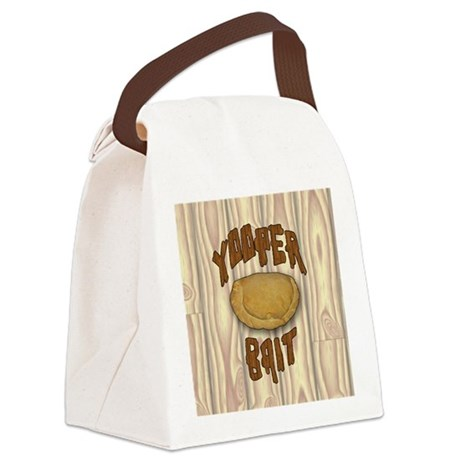 YoopBaitRnd Canvas Lunch Bag