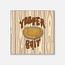 "YoopBaitRnd Square Sticker 3"" x 3"""
