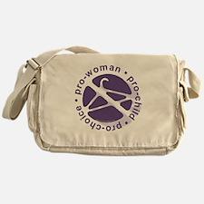 PCPCircle2 Messenger Bag