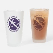 PCPCircle2 Drinking Glass