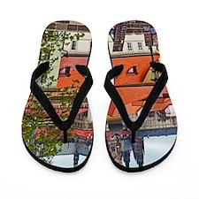 Prague - St Vitus and Prague Castle Flip Flops