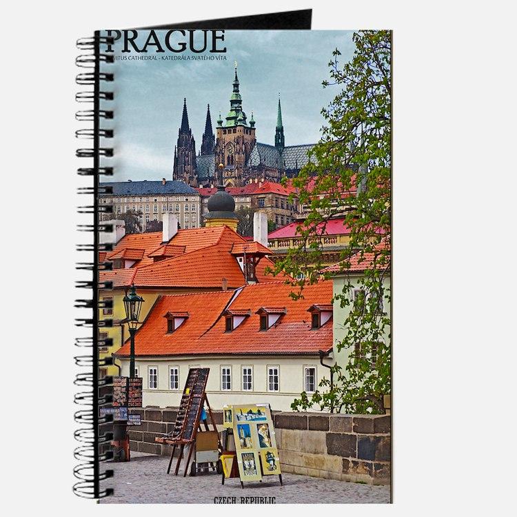 Prague - St Vitus and Prague Castle Journal